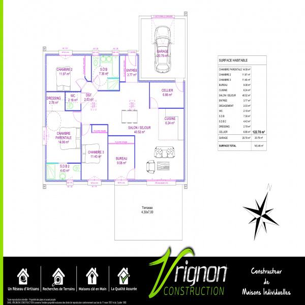 Offres de vente Maison La Mothe-Achard 85150