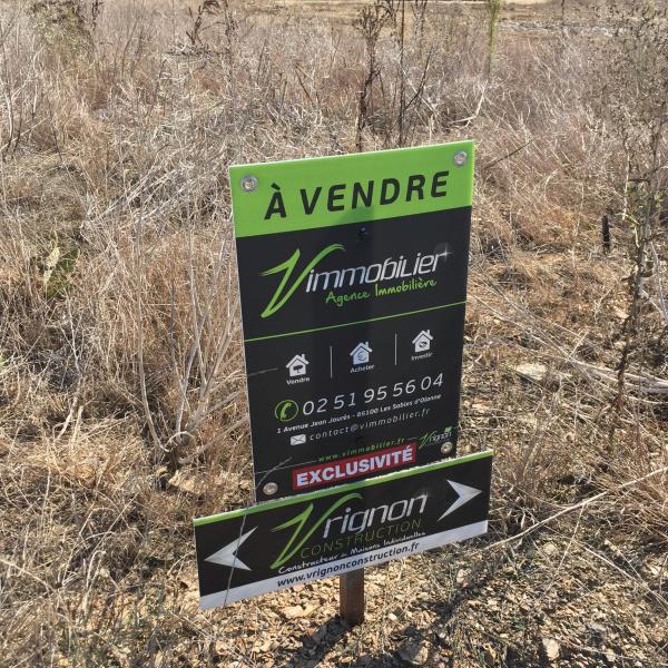 Offres de vente Terrain La Mothe-Achard 85150