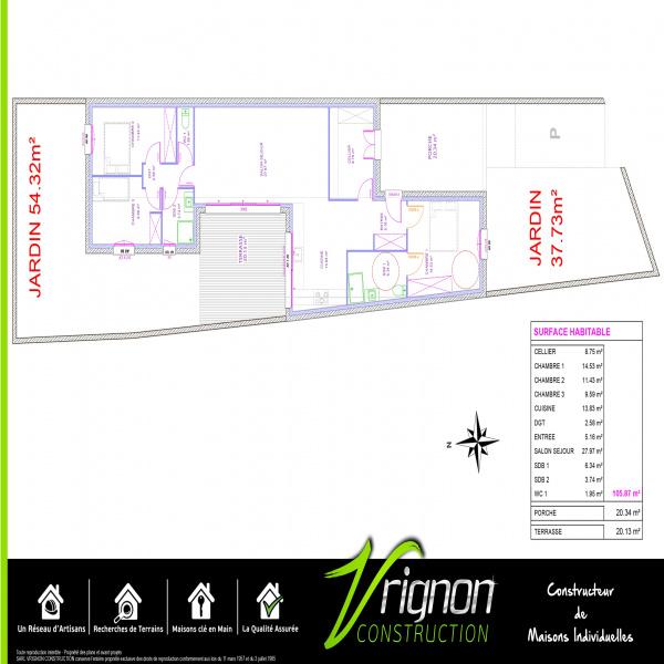 Offres de vente Terrain Olonne-sur-Mer 85340